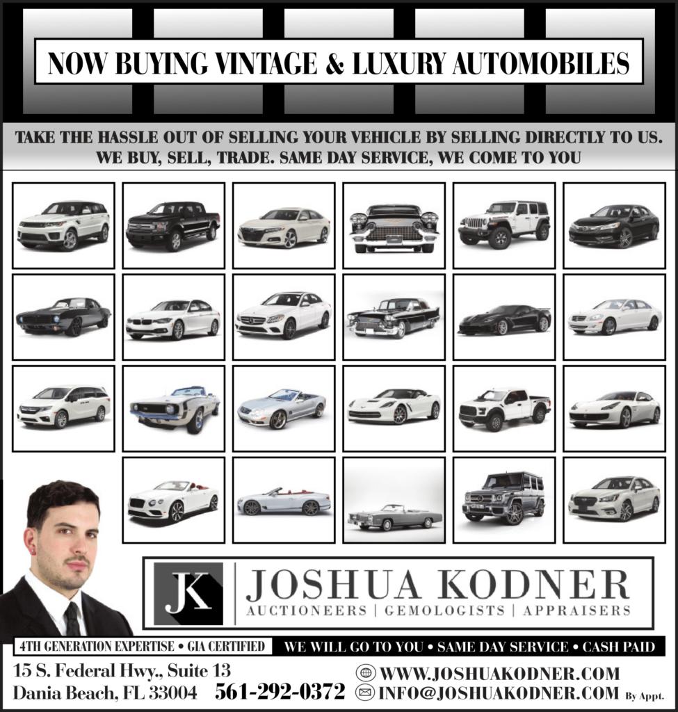 Josh Kodner Auto-1